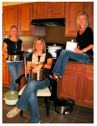 The Crock Pot Girls on Facebook